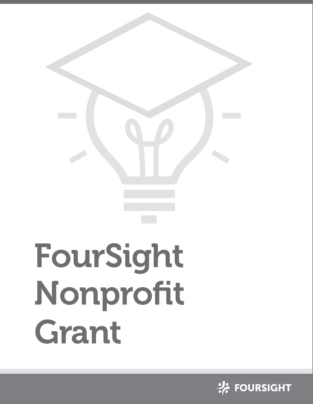 fourSight-Nonprofit-Board-Grant